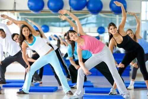 các bài thể dục luôn có tác dụng tốt với sức khỏe
