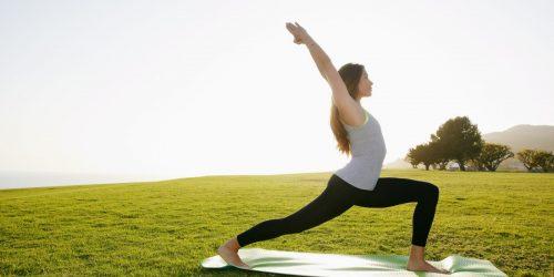 Tập thể dục theo 1 chế độ phù hợp