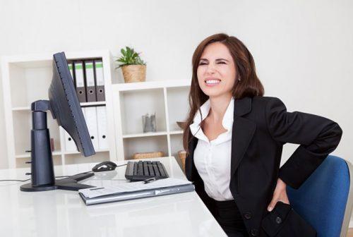 Bạn đang ngồi sai tư thế khi sử dụng máy tính ?
