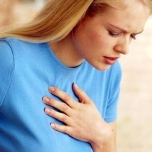 triệu chứng đau tức ngực khi bị trào ngược dạ dày
