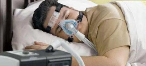 Mặt nạ máy thở áp lực khí dương liên tục