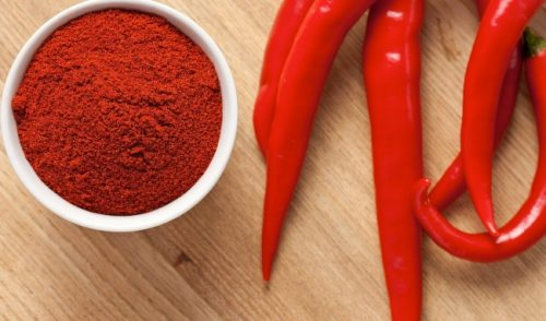 Ảnh hưởng của ớt cay tới bệnh trào ngược dạ dày