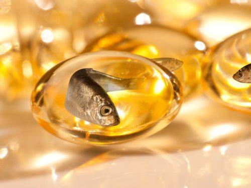 Dầu cá có thể gây phản ứng phụ trào ngược dạ dày