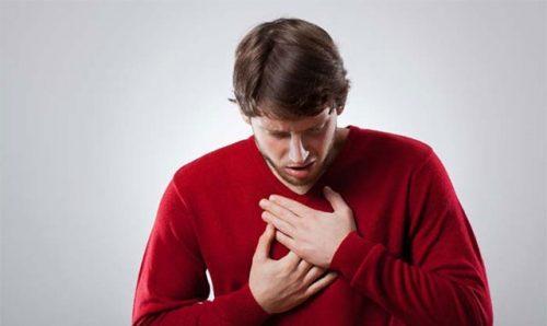 Trào ngược dạ dày gây đau