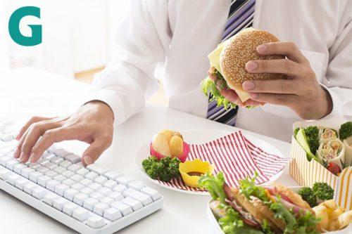 Thói quen ăn uống là nguyên nhân bị nóng dạ dày