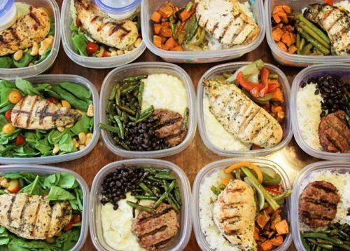 Chia nhỏ bữa ăn để tốt cho hệ tiêu hóa