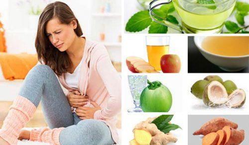 Các thực phẩm làm giảm nóng dạ dày