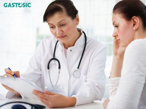 Khám điều trị trào ngược dạ dày