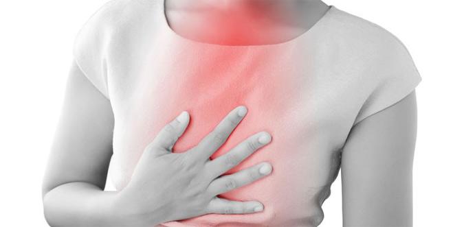 Nguyên nhân triệu chứng nóng rát dạ dày