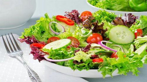salad tươi