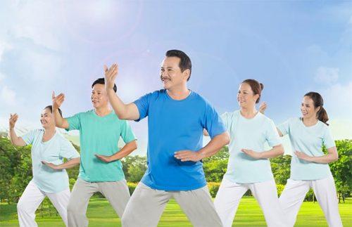 tập thể dục có vô vàn tác dụng
