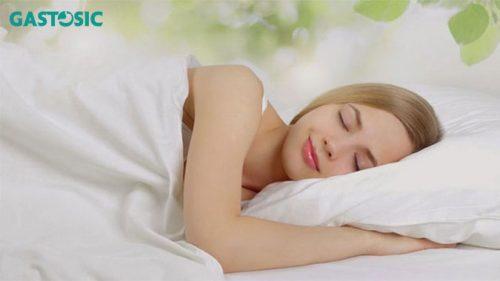 Thời gian ngủ hợp lý