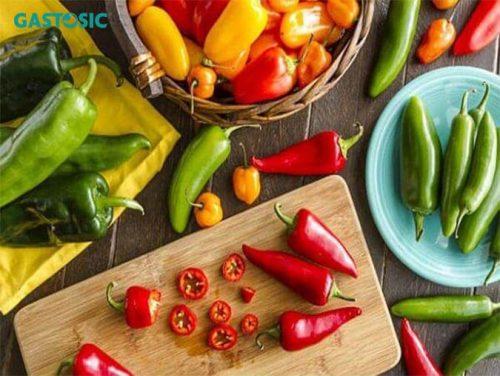 Tránh đồ ăn cay nóng