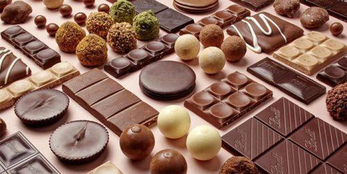 Tránh ăn socola vì dễ gây kích ứng dạ dày và đường tiêu hóa