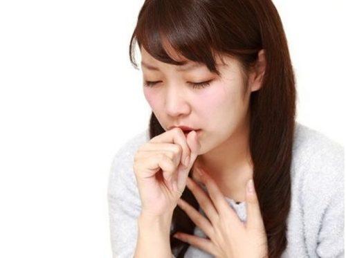 Dạ dày nóng rát lâu gây viêm hong, viêm phổi