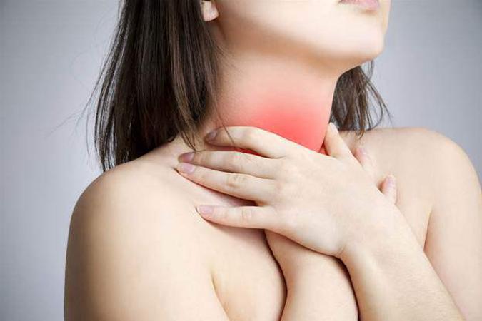 Viêm thực quản biến chứng từ ợ hơi
