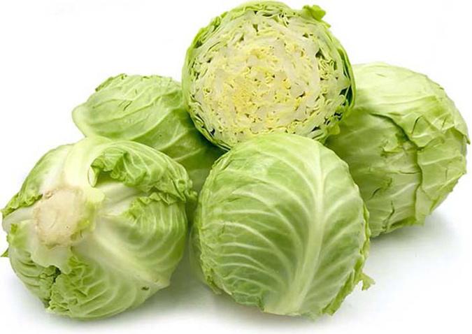 Bị ợ nóng nên ăn gì - Bắp cải giảm triệu chứng ợ nóng do trào ngược dạ dày