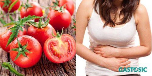 Cà chua là thực phẩm tốt cho sức khỏe
