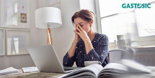 Căng thẳng stress gây ra nhiều vấn đề sức khỏe
