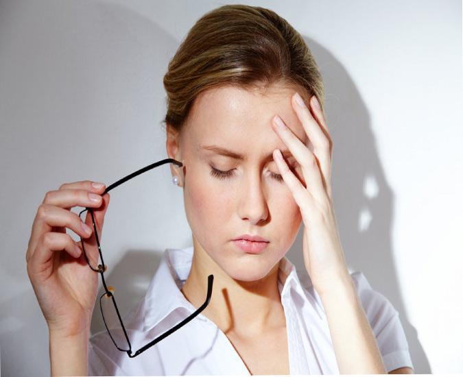 Căng thẳng, stress gây co thắt dạ dày