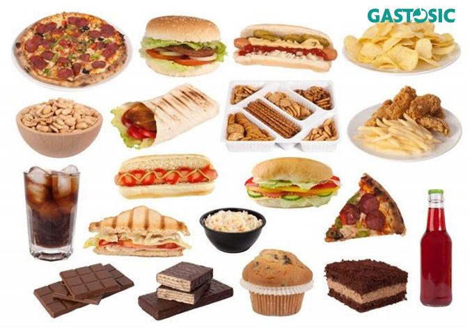 Những loại thực phẩm gây ợ hơi kéo dài