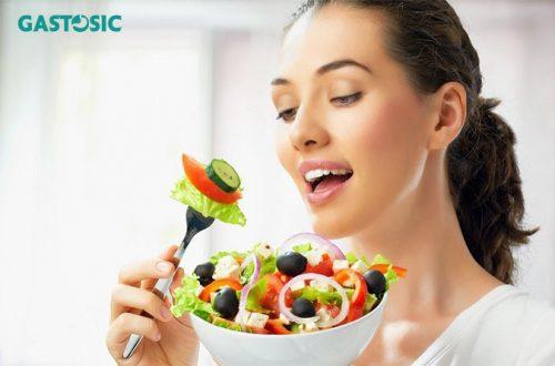 Hãy điều chỉnh thói quen ăn uống để dạ dày khỏe mạnh
