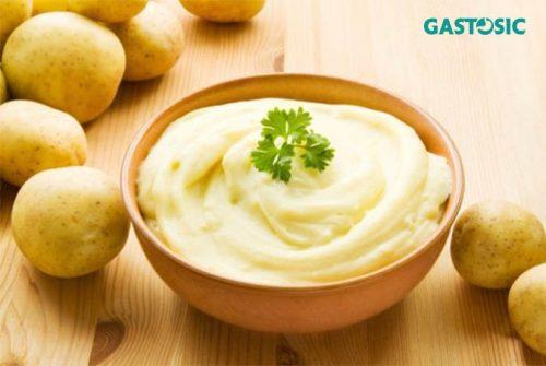 Khoai tây nghiền giúp dạ dày tiêu hóa tốt hơn