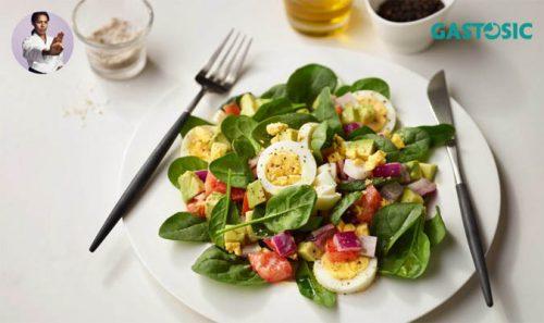 Trào ngược dạ dày có thể ăn trứng nhưng vừa đủ