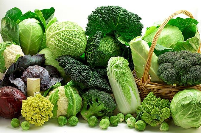 Ăn rau xanh giúp giảm ợ hơi buồn nôn