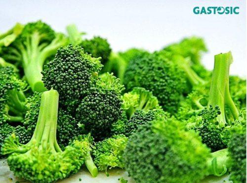 Ăn rau xanh giảm kích ứng của niêm mạc đường tiêu hóa
