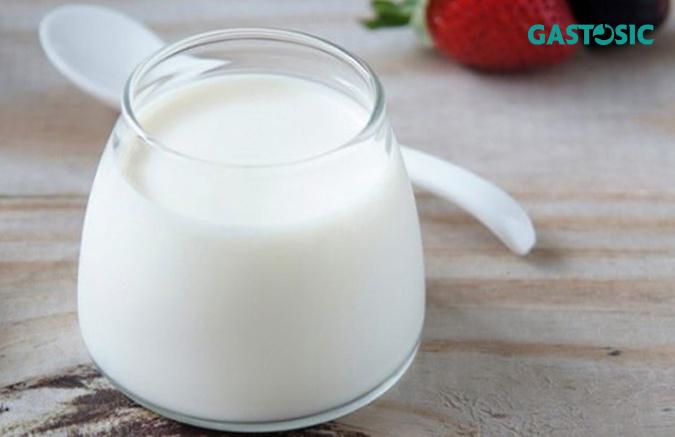 Sữa chua hỗ trợ tiêu hóa hiệu quả