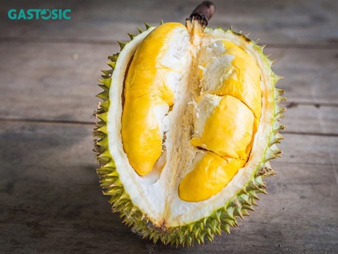 Người bị trào ngược dạ dày cần ăn sầu riêng đúng cách