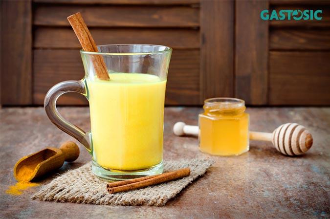 1 cốc tinh bột nghệ mật ong