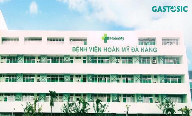 Bệnh viện Hoàn Mỹ Đà Nẵng khám trào ngược dạ dày