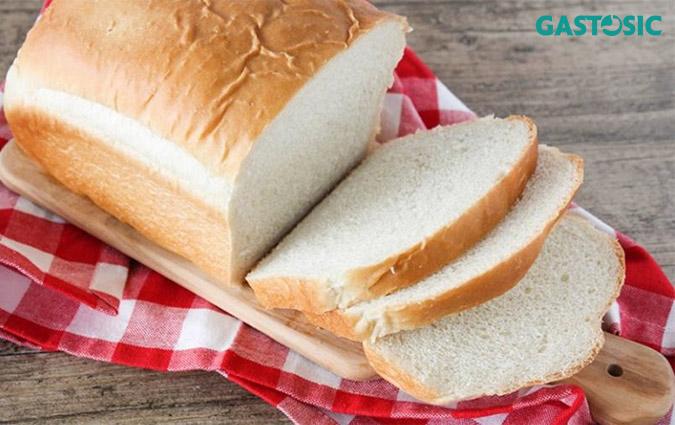 Bánh mì tốt cho ợ chua đầy bụng