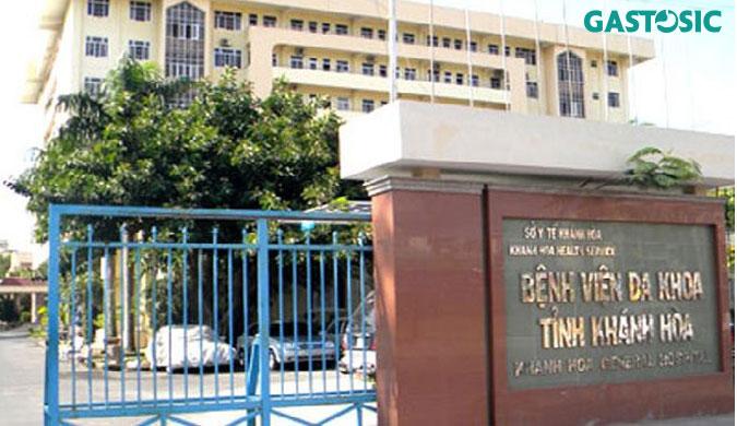 Trào ngược dạ dày khám bệnh viện đa khoa tỉnh Khánh Hòa