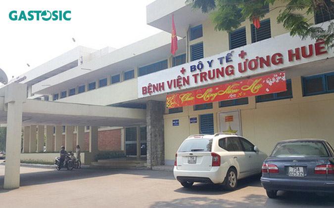 Trào ngược dạ dày khám tại bệnh viện Trung Ương Huế