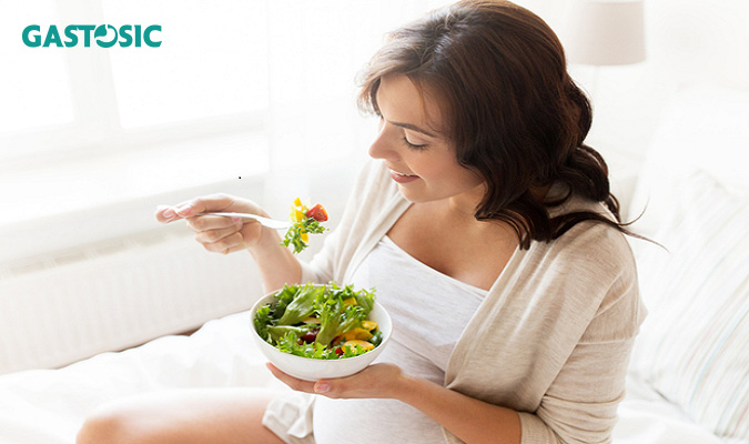 Bổ sung thực phẩm tính kiềm để giảm tăng tiết acid