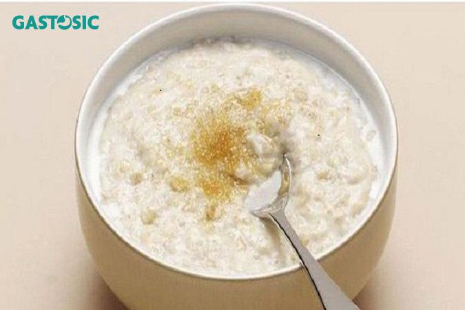 Cháo nấu từ các loại hạt giúp dạ dày dễ hoạt động hơn