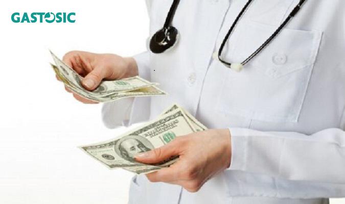 Chi phí phẫu thuật trào ngược dạ dày thực quản