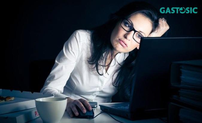 Hạn chế thức khuya làm việc