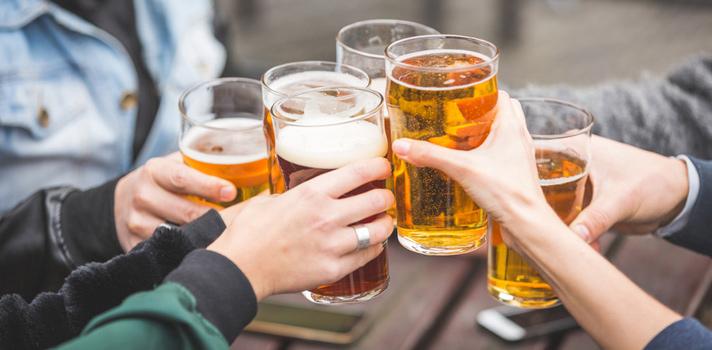 Tránh sử dụng rượu bia