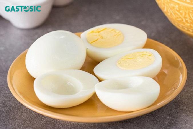 Lòng trắng trứng rất tốt cho sức khỏe