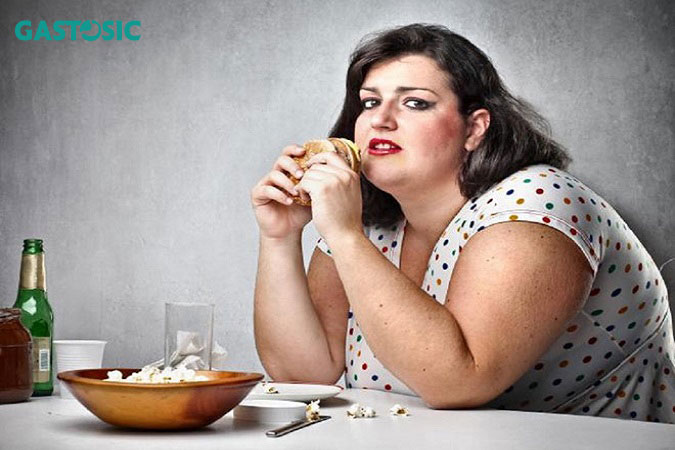 Nên kiểm soát cân nặng