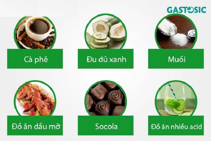 Những loại thực phẩm bạn nên tránh xa