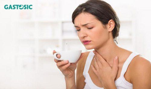 Vì sao trào ngược dạ dày gây khó thở? cách xử lý thế nào?
