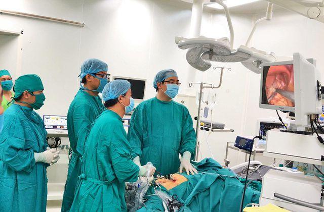 Phẫu thuật trào ngược dạ dày