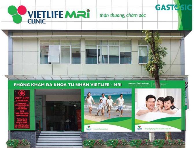 Trào ngược dạ dày khám phòng khám đa khoa Vietlìe