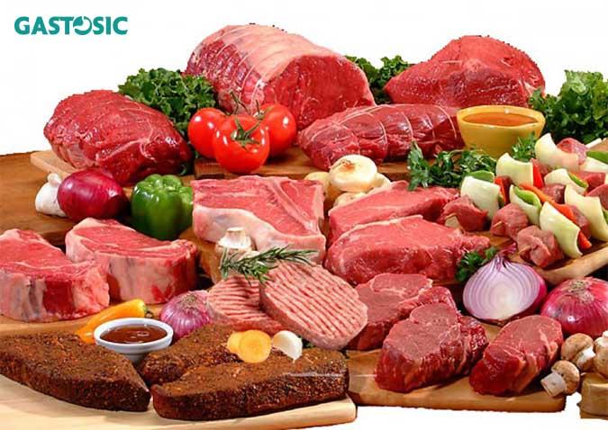 Thịt đỏ chứa quá nhiều protein