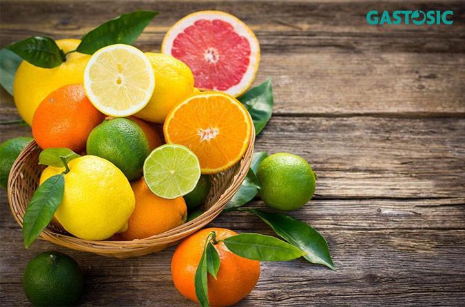 Thực phẩm axit gây ợ chua, buồn nôn
